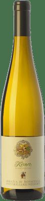 16,95 € Free Shipping | White wine Abbazia di Novacella D.O.C. Alto Adige Trentino-Alto Adige Italy Kerner Bottle 75 cl