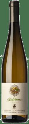 17,95 € Free Shipping | White wine Abbazia di Novacella D.O.C. Alto Adige Trentino-Alto Adige Italy Sylvaner Bottle 75 cl