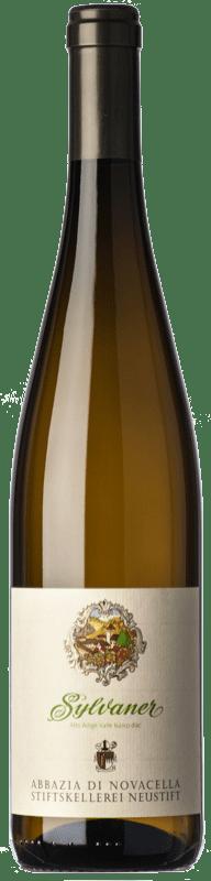 13,95 € Free Shipping | White wine Abbazia di Novacella D.O.C. Alto Adige Trentino-Alto Adige Italy Sylvaner Bottle 75 cl