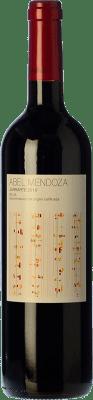 19,95 € Kostenloser Versand | Rotwein Abel Mendoza Jarrarte Crianza D.O.Ca. Rioja La Rioja Spanien Tempranillo Flasche 75 cl