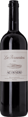 14,95 € Free Shipping | Red wine Accornero La Bernardina D.O.C. Monferrato Piemonte Italy Freisa Bottle 75 cl