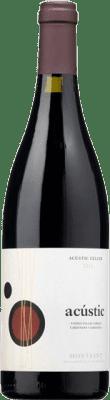 29,95 € Envío gratis | Vino tinto Acústic Crianza D.O. Montsant Cataluña España Garnacha, Samsó Botella Mágnum 1,5 L