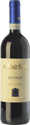 11,95 € Free Shipping | Red wine Ada Nada Autinot D.O.C.G. Dolcetto d'Alba Piemonte Italy Dolcetto Bottle 75 cl