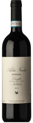 19,95 € Free Shipping | Red wine Ada Nada Serena D.O.C. Langhe Piemonte Italy Nebbiolo Bottle 75 cl