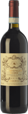 25,95 € Free Shipping | Red wine Adanti Rosso Riserva Reserva D.O.C. Montefalco Umbria Italy Merlot, Sangiovese, Sagrantino Bottle 75 cl