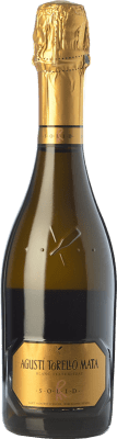 17,95 € Free Shipping | White sparkling Agustí Torelló Solid Blanc Reserva D.O. Cava Catalonia Spain Macabeo, Xarel·lo, Parellada Half Bottle 37 cl | Thousands of wine lovers trust us to get the best price guarantee, free shipping always and hassle-free shopping and returns.