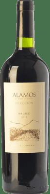 16,95 € Envoi gratuit | Vin rouge Alamos Selección Crianza I.G. Mendoza Mendoza Argentine Malbec Bouteille 75 cl