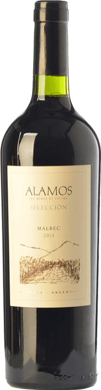 9,95 € Envío gratis   Vino tinto Alamos Selección Crianza I.G. Mendoza Mendoza Argentina Malbec Botella 75 cl