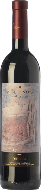 17,95 € Free Shipping   Red wine Albet i Noya Col·lecció Crianza D.O. Penedès Catalonia Spain Syrah Bottle 75 cl