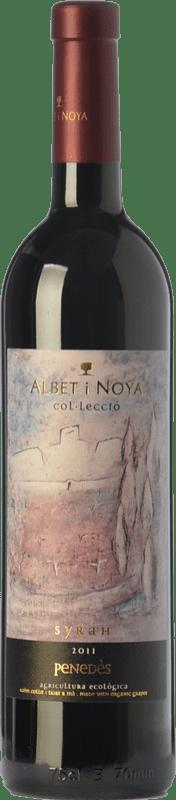 17,95 € Envoi gratuit | Vin rouge Albet i Noya Col·lecció Crianza D.O. Penedès Catalogne Espagne Syrah Bouteille 75 cl