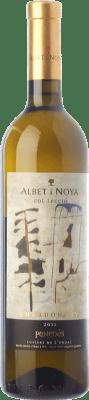 21,95 € Kostenloser Versand | Weißwein Albet i Noya Col·lecció Crianza D.O. Penedès Katalonien Spanien Chardonnay Flasche 75 cl
