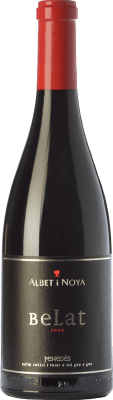 68,95 € Free Shipping | Red wine Albet i Noya Crianza 2011 D.O. Penedès Catalonia Spain Belat Bottle 75 cl. | Thousands of wine lovers trust us to get the best price guarantee, free shipping always and hassle-free shopping and returns.