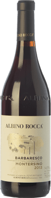 46,95 € Free Shipping | Red wine Albino Rocca Montersino D.O.C.G. Barbaresco Piemonte Italy Nebbiolo Bottle 75 cl