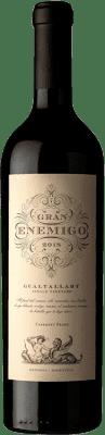 155,95 € Envoi gratuit | Vin rouge Aleanna Gran Enemigo Gualtallary Single Vineyard Joven I.G. Mendoza Mendoza Argentine Cabernet Franc, Malbec Bouteille 75 cl