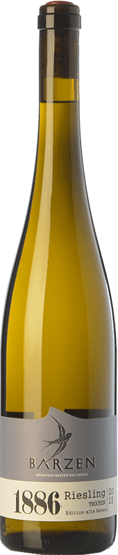 29,95 € Free Shipping   White wine Barzen Alte Reben Trocken 1886 Crianza Q.b.A. Mosel Rheinland-Pfälz Germany Riesling Bottle 75 cl