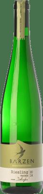 15,95 € Free Shipping | White wine Barzen Trocken Q.b.A. Mosel Rheinland-Pfälz Germany Riesling Bottle 75 cl