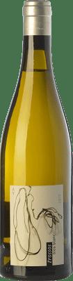 48,95 € Free Shipping | White wine Arribas Tros Blanc Notaria Crianza D.O. Montsant Catalonia Spain Grenache White Bottle 75 cl