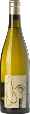 49,95 € Free Shipping | White wine Arribas Tros Blanc Saleres Crianza D.O. Montsant Catalonia Spain Grenache White Bottle 75 cl