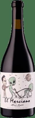 14,95 € Free Shipping | Red wine Maestro Tejero El Marciano Joven I.G.P. Vino de la Tierra de Castilla y León Castilla y León Spain Grenache Bottle 75 cl