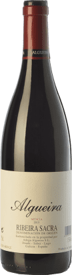 12,95 € Free Shipping | Red wine Algueira Joven D.O. Ribeira Sacra Galicia Spain Mencía Bottle 75 cl