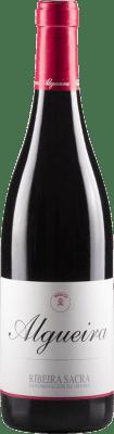 9,95 € Envoi gratuit | Vin rouge Algueira Joven D.O. Ribeira Sacra Galice Espagne Mencía Bouteille 75 cl