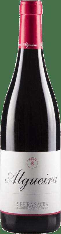 9,95 € Free Shipping   Red wine Algueira Joven D.O. Ribeira Sacra Galicia Spain Mencía Bottle 75 cl