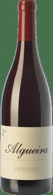 51,95 € Free Shipping | Red wine Algueira Crianza D.O. Ribeira Sacra Galicia Spain Brancellao Bottle 75 cl