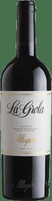 29,95 € Envoi gratuit | Vin rouge Allegrini La Grola I.G.T. Veronese Vénétie Italie Syrah, Corvina, Corvinone, Oseleta Bouteille 75 cl
