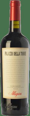18,95 € Free Shipping | Red wine Allegrini Palazzo della Torre I.G.T. Veronese Veneto Italy Sangiovese, Corvina, Rondinella Bottle 75 cl