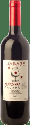 19,95 € Free Shipping | Red wine Almázcara Majara Jarabe Crianza D.O. Bierzo Castilla y León Spain Mencía, Prieto Picudo Bottle 75 cl
