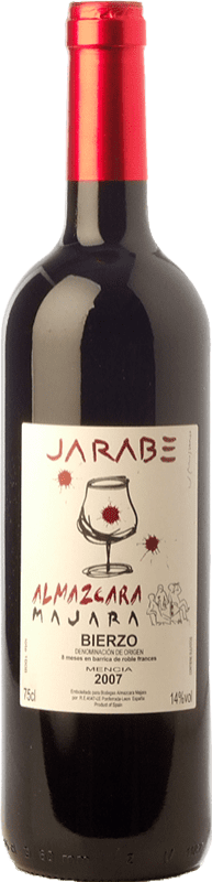 17,95 € Free Shipping   Red wine Almázcara Majara Jarabe Crianza D.O. Bierzo Castilla y León Spain Mencía, Prieto Picudo Bottle 75 cl