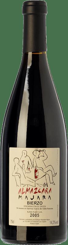 67,95 € Free Shipping   Red wine Almázcara Majara Mencía Crianza 2007 D.O. Bierzo Castilla y León Spain Mencía, Prieto Picudo Bottle 75 cl