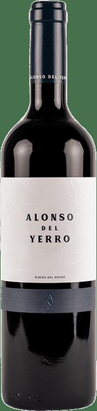 21,95 € Free Shipping | Red wine Alonso del Yerro Crianza D.O. Ribera del Duero Castilla y León Spain Tempranillo Bottle 75 cl