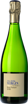 12,95 € Free Shipping | White sparkling Alta Alella AA Mirgin Brut Nature Reserva D.O. Cava Catalonia Spain Macabeo, Xarel·lo, Parellada Bottle 75 cl