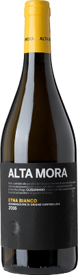 26,95 € Free Shipping | White wine Alta Mora Bianco D.O.C. Etna Sicily Italy Carricante Bottle 75 cl