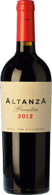 19,95 € Free Shipping | Red wine Altanza Lealtanza Selección Familiar Reserva D.O.Ca. Rioja The Rioja Spain Tempranillo Bottle 75 cl