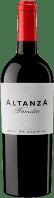 26,95 € Envoi gratuit | Vin rouge Lealtanza Selección Familiar Reserva 2009 D.O.Ca. Rioja La Rioja Espagne Tempranillo Bouteille 75 cl