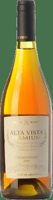 15,95 € Kostenloser Versand | Weißwein Altavista Premium I.G. Mendoza Mendoza Argentinien Chardonnay Flasche 75 cl