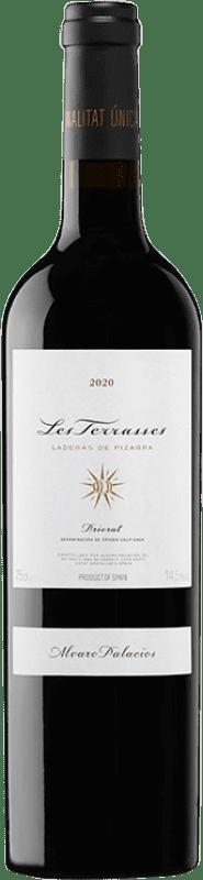 27,95 € Free Shipping | Red wine Álvaro Palacios Les Terrasses Laderas de Pizarra Crianza D.O.Ca. Priorat Catalonia Spain Syrah, Grenache, Cabernet Sauvignon, Carignan Bottle 75 cl