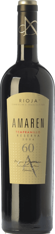 33,95 € Free Shipping   Red wine Amaren Reserva D.O.Ca. Rioja The Rioja Spain Tempranillo Bottle 75 cl