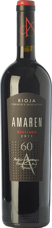 57,95 € Free Shipping   Red wine Amaren Reserva D.O.Ca. Rioja The Rioja Spain Graciano Bottle 75 cl