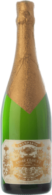 58,95 € Free Shipping | White sparkling André Clouet Un Jour de 1911 Grand Cru Gran Reserva A.O.C. Champagne Champagne France Pinot Black Bottle 75 cl. | Thousands of wine lovers trust us to get the best price guarantee, free shipping always and hassle-free shopping and returns.