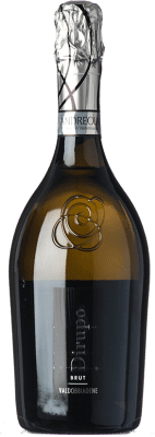 13,95 € Free Shipping | White sparkling Andreola Dirupo Brut D.O.C.G. Prosecco di Conegliano-Valdobbiadene Treviso Italy Glera, Bianchetta, Perera Bottle 75 cl | Thousands of wine lovers trust us to get the best price guarantee, free shipping always and hassle-free shopping and returns.