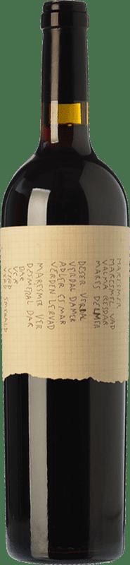 144,95 € Free Shipping | Red wine Ànima Negra Son Negre Crianza I.G.P. Vi de la Terra de Illes Balears Balearic Islands Spain Callet, Fogoneu, Mantonegro Bottle 75 cl