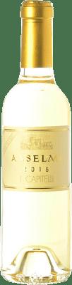 29,95 € Free Shipping | Sweet wine Anselmi I Capitelli I.G.T. Veneto Veneto Italy Garganega Half Bottle 37 cl