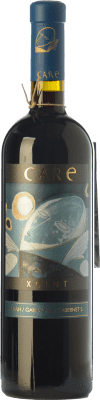 27,95 € Free Shipping | Red wine Añadas Care XCLNT Crianza D.O. Cariñena Aragon Spain Syrah, Grenache, Cabernet Sauvignon Bottle 75 cl