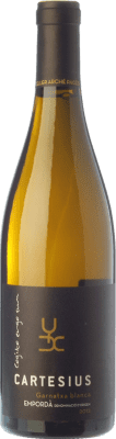 15,95 € Free Shipping | White wine Arché Pagés Cartesius Blanc Crianza D.O. Empordà Catalonia Spain Grenache White Bottle 75 cl