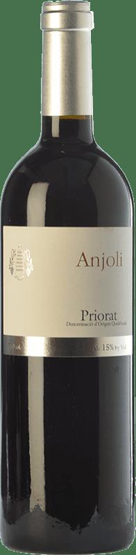 17,95 € Free Shipping | Red wine Ardèvol Anjoli Crianza D.O.Ca. Priorat Catalonia Spain Merlot, Syrah, Grenache, Cabernet Sauvignon Bottle 75 cl