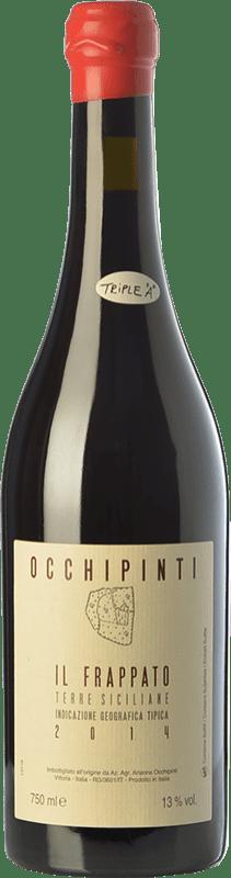 35,95 € Envío gratis | Vino tinto Arianna Occhipinti Frappato I.G.T. Terre Siciliane Sicilia Italia Frappato di Vittoria Botella 75 cl