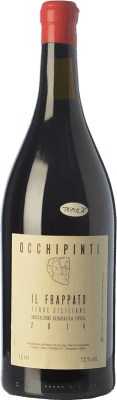 28,95 € Envío gratis | Vino tinto Arianna Occhipinti Frappato I.G.T. Terre Siciliane Sicilia Italia Frappato di Vittoria Botella Mágnum 1,5 L